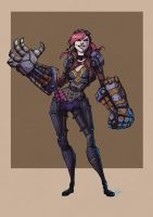 VI by JuliaMadrigal