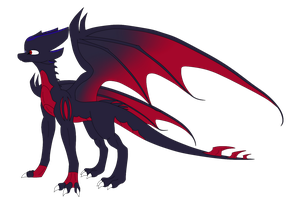 Re-design - Lyo Armageos by Lyorenth-The-Dragon