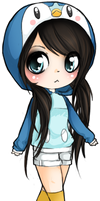 Piplup hoodie by linkitty