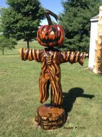 Scarecrow by kissel71
