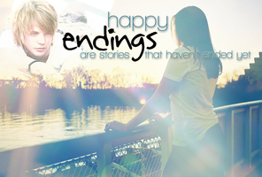 Happy ending haven't ended yet. by xMarr