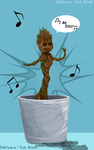 I am Groot by EdithSparrow