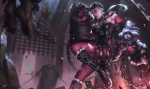 Executioner VI by Regition