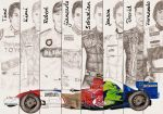 Formula 1 of 2008 by Stephy-McFly