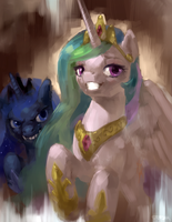 Portrait for Celestia by stupjam