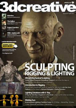 Mr Burns 3D Creative by monomauve