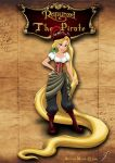 Rapunzel The Pirate by MissMikopete