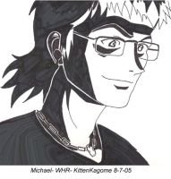Michael Lee by KittenKagome