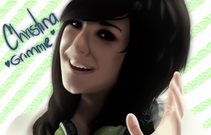 Christina Grimmie by Sharon-Lumiere