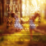 truth or dare by foodly