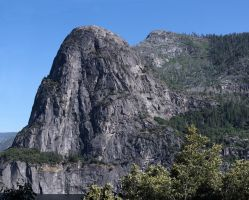 Hetch Hetchy in Yosemite by thevictor2225