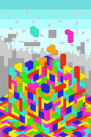 Tetris Block by KinnisonArc