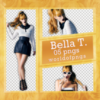 Pack png 215 - Bella Thorne by worldofpngs