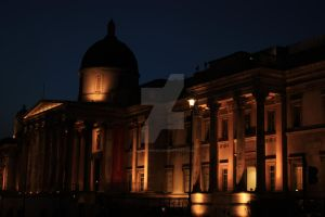 National Art Gallery_night by SlidingWingz