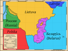 Polish National - Territorial Region by Sevgart