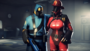 SFM - Pyros by Robogineer