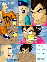 Waiting for Goku PART 1 by Dbzbabe