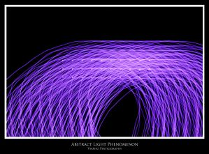 Abstract Light Phenomenon I by Vianto