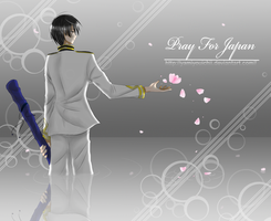 APH - Pray For Japan by YamiYouichii