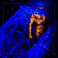 Le Masque Blue by Rickbw1