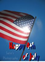 Happy 4th of July Let it shine by Sariebear20