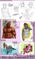 Open Commissions 2014~! by MohawkRainbow