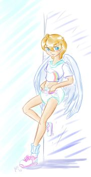 Lannith-ABDL Angel by RFSwitched