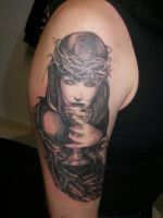 bathory tattoo by dottcrudele