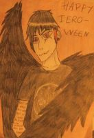 Happy Iero-Ween by bamf11