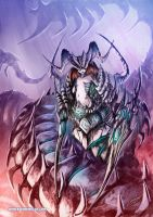 Scolopendra by Dragolisco