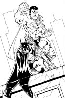 Worlds Finest by sketchheavy