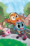 The Amazing World of Gumball #7 by zimmay