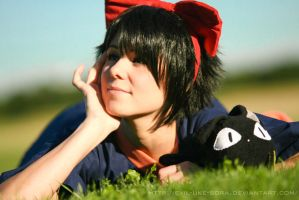 Kiki - Sunday Afternoon by Evil-Uke-Sora