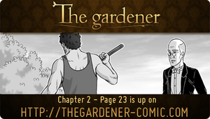 The gardener - Chapter 2 page 23 by Marc-G