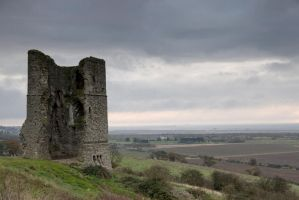 Stock...  Hadleigh Castle 2 by RhysBriers