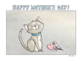 Happy Mother's Day by Merlemage