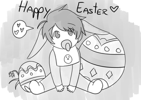 Happy Easter by Kimpics94