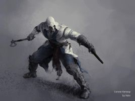 Assassin's Creed-Conner Kenway by Nzio-deviantART