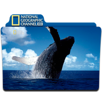 National Geographic HD Icon by Fory360