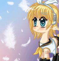 Rin Kagamine pony :3 by Wildannalise