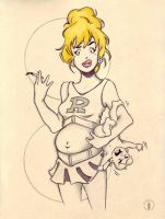 TLDOR:Betty Cooper is 16 and Pregnant... Again by OriginalNick