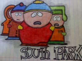 south   park by mayidami30