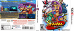 Shantae and the Pirate's Curse Custom 3DS Box Art by DPghoastmaniac2