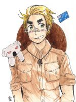 Hetalia: Gday, Mate. by AnimeFan2006