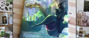 Art Book Review: Epic by ConceptCookie