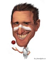 Allan Donald by molee