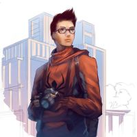 Peter by mangamie