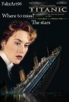 Where to miss? The star Titanic by fillesu96