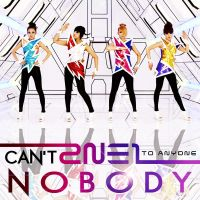 2NE1 - Can't Nobody by AHRACOOL