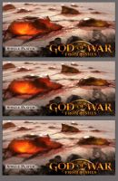 God of War Title Screen by IzzyMedrano
